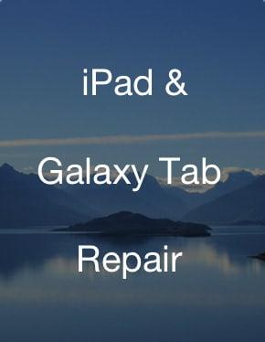 iPad&galaxytabrepair